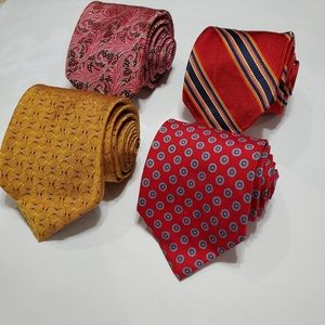 Bundle Robert Talbott Silk Ties